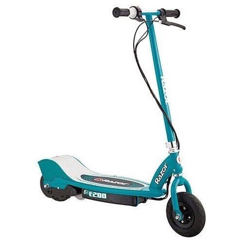 Razor E200 Electric Scooter - Teal RAZE200-12