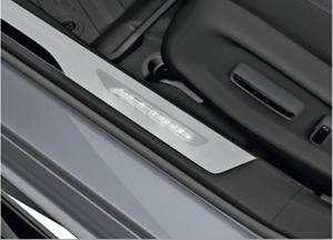 OEM 2018-2020 Honda Accord BLACK Illuminated Door Sill Trim       08E12-TVA-110A