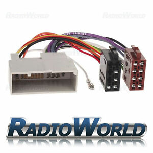 Land-Rover-Freelander-Car-Stereo-Radio-ISO-Adaptor-Wiring-Lead-Harness-Connector
