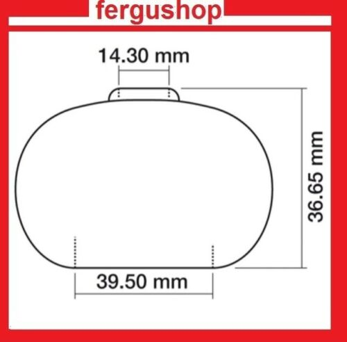 Gummikappe MF35 MF65 MF133 MF135 MF148 MF152 MF155 MF158 165  168 /< 290 ferguson