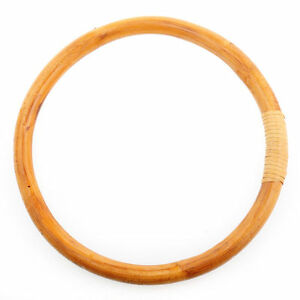 Chinese-Kung-Fu-Wing-Chun-Training-Hoop-Wood-Rattan-Ring-Sticky-Hand-Strength-US