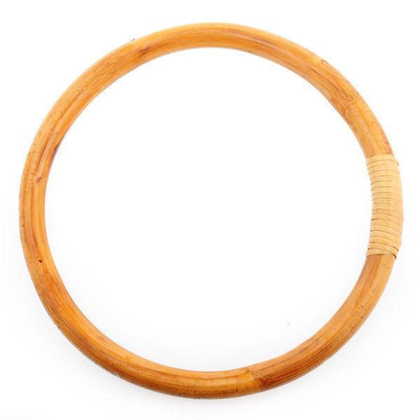 Diameter 210mm Steel Rattan Ring Wing Chun Kung Fu Training Hand Strength