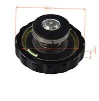 Billet Radiator Cap Large Style Black Color