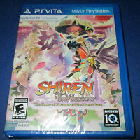 Shiren The Wanderer: The Tower Of Fortune And The Dice Of Fate Sony Psp -
