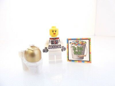 Accessories NEW LEGO City Space Astronaut Minifigure From set 60080 60078