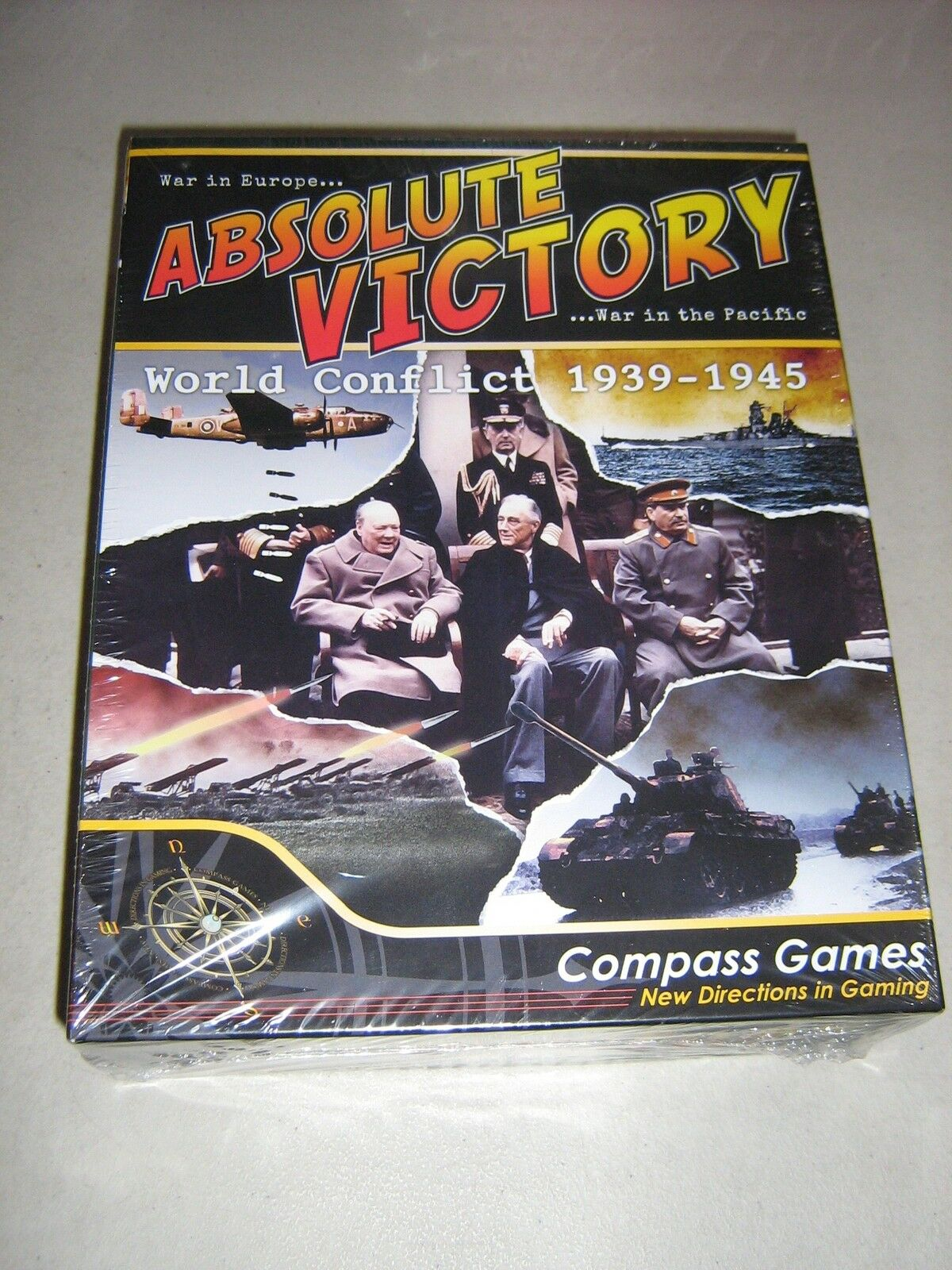 Absolute Victory: Victory: Victory: World Conflict 1939-1945 (New) 6ae578