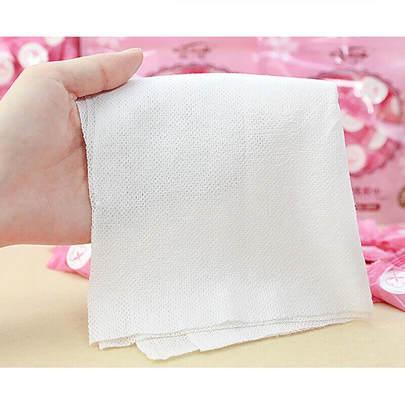 30pcs Disposable Portable Travel Cotton Compressed Towel Mini Face Care  20*22cm