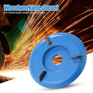 Wood Carving Disc Milling Cutter Metalwork Tools For Aperture Angle Grinder 22mm