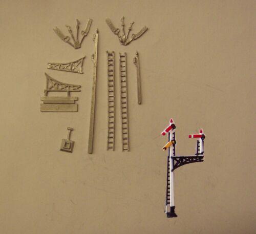 P/&D Marsh N Gauge N Scale B304 GWR junction signal kit requires painting