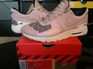 Details about Womens Nike Air Max 0 Zero LOTC QS City Pack Tokyo Champagne Mid Navy 847125 600