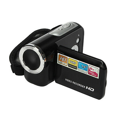 "2.0"" TFT LCD Camera 16MP 8X Digital Zoom HD 720P Video Camcorder DV180 камера"