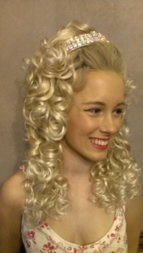 CARMEN IRISH DANCING WIG AVAILABLE IN MULTIPLE COLOURS SIMILAR TO SINEAD