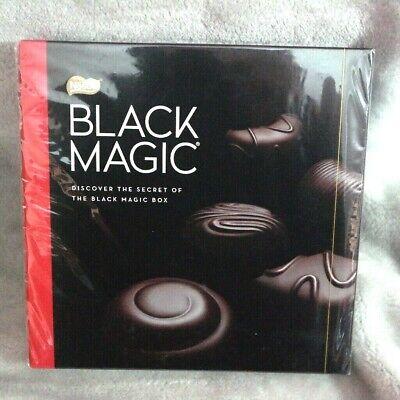 Large And Small Box Of Black Magic Chocolate Xmas Gift Christmas Dark Tasty Ebay