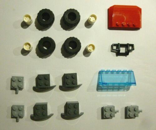 LEGO ® radiomobili Accessori Parti 28290//6014//52031//35654//10313//28579//35336 NUOVO.