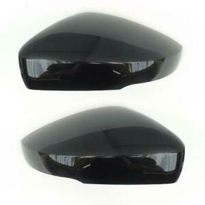 Details about Suzuki SWIFT 2017-> PAIR OF Wing Mirror Cover Caps 84728  84718-52R20-ZMV BLACK
