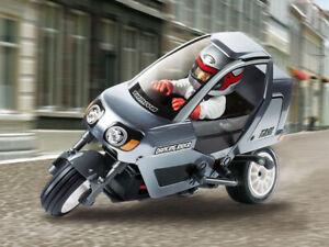 Tamiya-57405-RC-Trike-Dancing-Rider-T3-01-RC-Scooter-Bike-Kit-1-8-NO-ESC