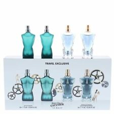 Jean Paul Gaultier Le Male Miniatures Gift Set For Him JPG - Mini EDT EDP New