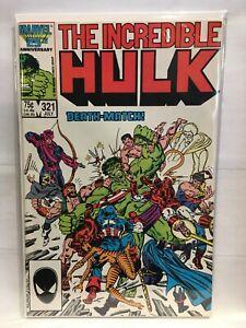 Incredible-Hulk-Vol-1-321-VF-1st-Print-Marvel-Comics
