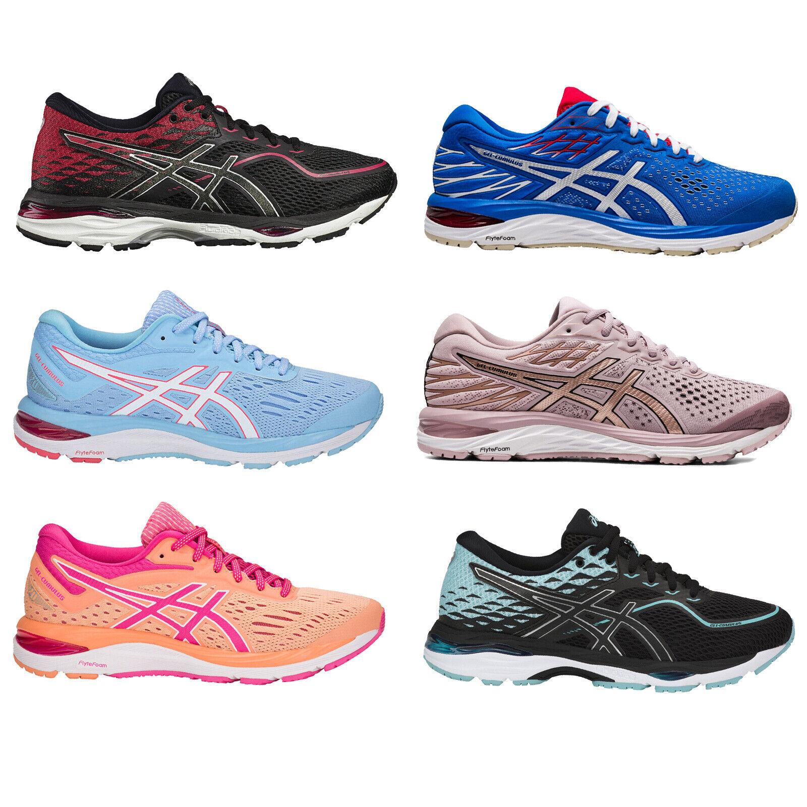 Asics Performance Gel-Cumulus Damen Sports Shoes Running Shoes Marathon New