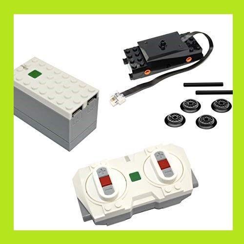 LEGO® City Eisenbahn Eisenbahn Eisenbahn Powerot UP BT App Motor Set  zu 10233 10219 60051 10259 795bd8