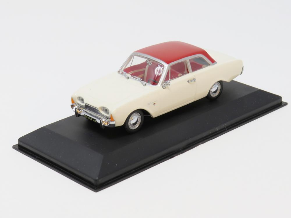 Minichamps Diecast 430 085100 Ford Ford Ford Taunus Saloon 1960 White 1 43 Scale Boxed fc30fc