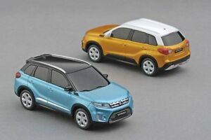 Details about 2x NEW Genuine Suzuki VITARA Pull Back Cars Toy Model 1:43 Car 99000 990K4 VTR