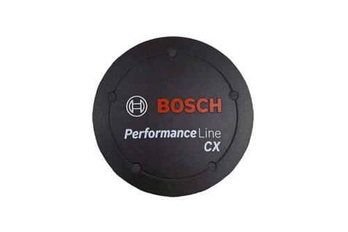 Noir Bosch Unisexe/'S Ligne Performance CX Logo si Cover est installé un