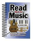 How To Read Music: Easy-to-Use, Easy-to-Learn; Simple Musical Examples by Alan Charlton (Spiral bound, 2008)