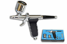 MINI SPRAYGUN STYLE SIDE FEED AIRBRUSH KIT AB-116