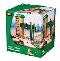 Brio Signal Station Train Accessory 33674