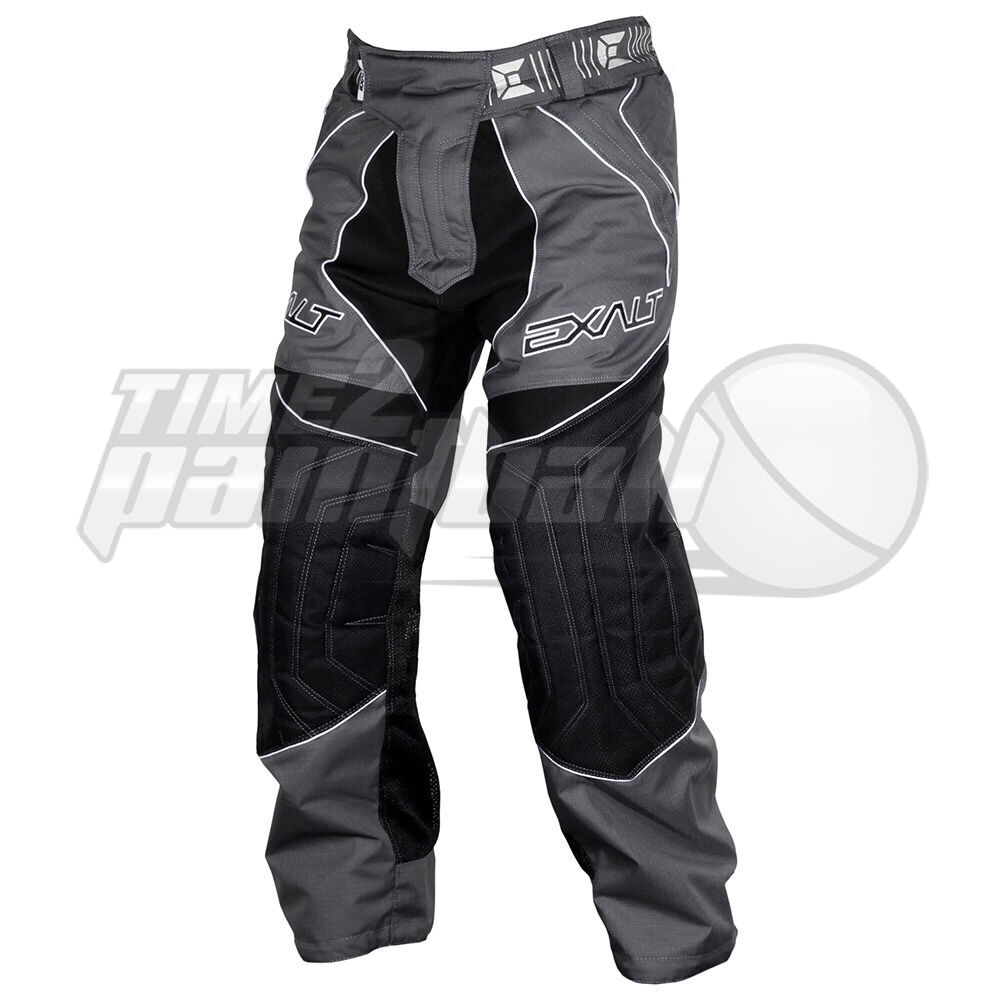 NEWExalt T4 Paintball Pants - Small - Charcoal FREE SHIPPING
