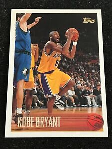 1996-Topps-Rookie-Kobe-Bryant-Card-138-Los-Angeles-Lakers-RC-MINT
