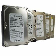 LOT OF 5 Hard Drive Seagate Western Digital Samsung 80GB 500GB 60GB 300GB 30GB