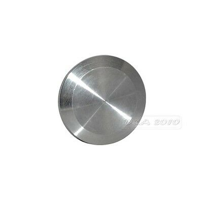 """1.5"""" SS304 Sanitary End Cap fits 1.5"""" Tri-Clamp with Ferrule Flange OD 50.5 MM"""
