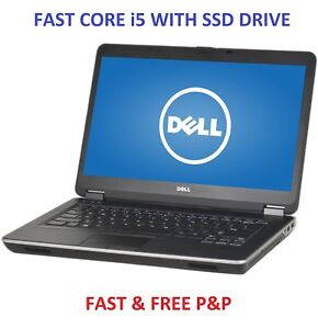 Details about ULTRA FAST DELL Latitude e6440 LAPTOP Core i5 SSD HDMI  Notebook Windows 10