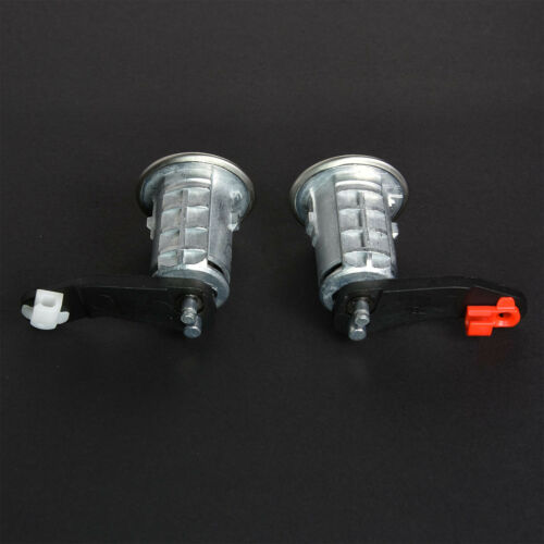 Left /& Right Door Lock Barrel Set With Two Keys For Renault Master Opel Movano