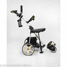 2017 Bat Caddy X3R Remote Control Electric Motorized Golf Bag Cart Trolley BONUS