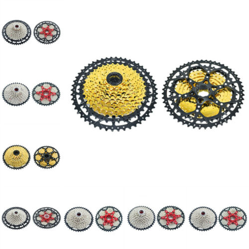 10 11 12 Speed Bike Cassette MTB Bike Bicycle Sprocket Cog 11-40T//42T//46T//50T