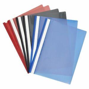 Keji-Flat-File-A4-Assorted-Colours-6-Pack