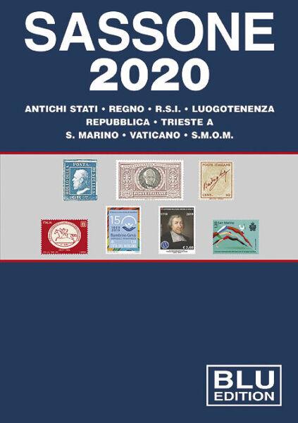 100% Vrai 2020 Catalogo Sassone Blu éGouttage