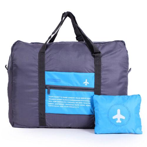Grand Imperméable Portable Pliable Voyage Bagages Sac à main stockage organisateur sac