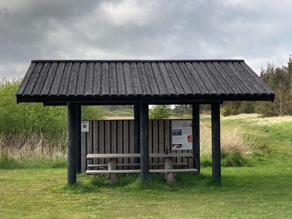 Skalstrup sommerhusområde ved Lemvig