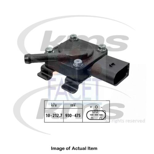New Genuine FACET Exhaust Pressure Sensor 10.3312 Top Quality