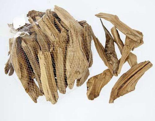 Federal sandelholzstücke 12-15cm madera natural trozos ramas decorativas verano otoño bricolaje
