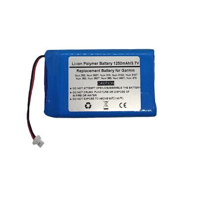 Foretrex 201,361-00013-15 3.7V//750mAh Replace GPS Navigator Battery for Garmin Foretrex 101