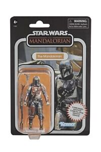 Hasbro Star Wars The Mandalorian Action Figure Carbonized Walmart Exclusive RARE