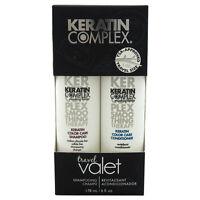 2pc Kit 3oz Keratin Color Care Shampoo, 3oz Keratin Color Care Conditioner