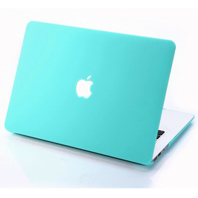 "Colourful Silicone Keyboard Skin Cover Case for Macbook Air Pro 13/""~17/"" B$SP FH"