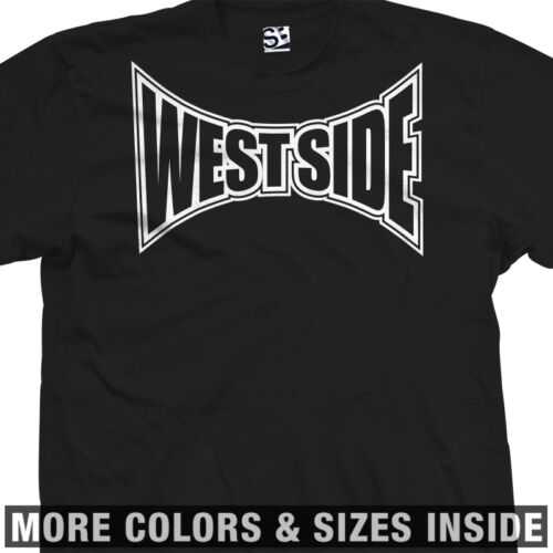 West Side Tapped Out MMA UFC Ultimate Fighting Boxing T-Shirt