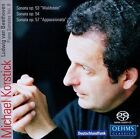 Beethoven: Piano Sonatas, Vol. 8 Super Audio Hybrid CD (CD, Oct-2010, Oehms Classics)